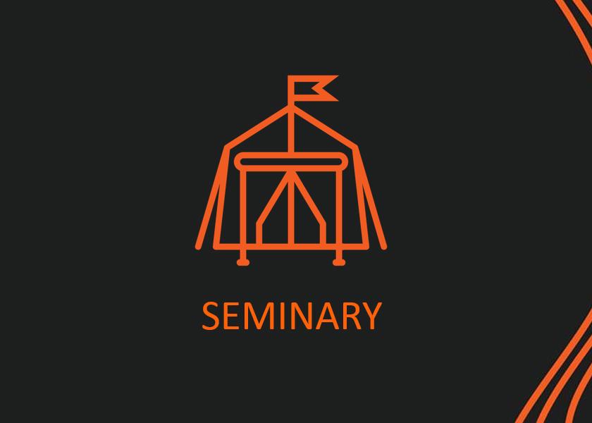 Crosslands Seminary Study Space: Jan-June 2021