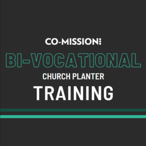 Bi-vocational planting (Term 3)